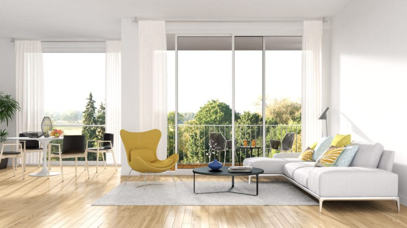 What are the reasons to buy internal glazed doors